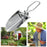 Stainless Steel Garden Tools Folding Portable Hand Shovel Garden Outdoor Camping-Camtoa Outdoor Store-Bargain Bait Box