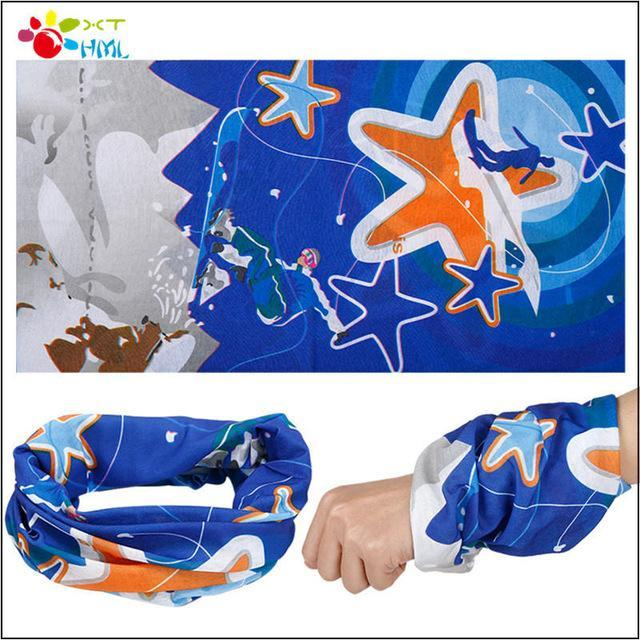 Star Baby Scarf 25*48Cm Kids Child Scarves Boys Girl Ring Scarf Children-Face Shields-Bargain Bait Box-Pink-Bargain Bait Box