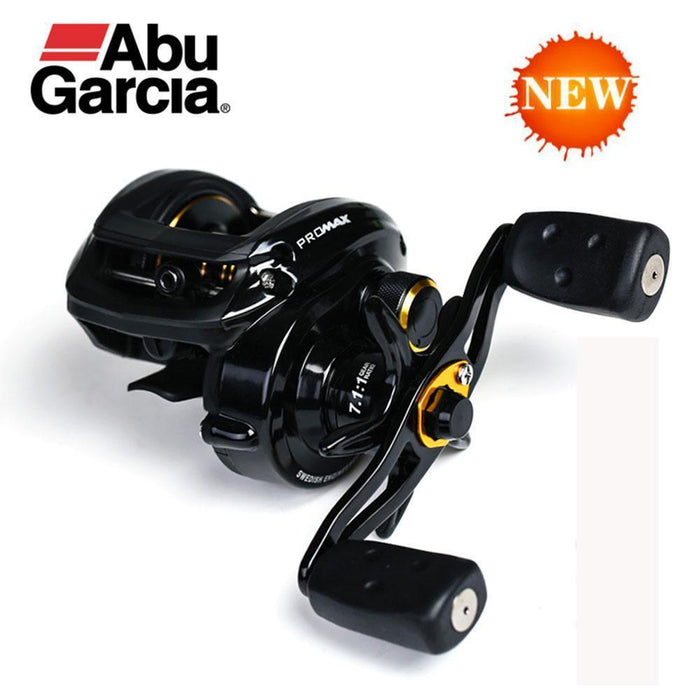 Style Abu Garcia Fishing Reel Pro Max Pmax3 Pmax3-L Baitcasting Water-Baitcasting Reels-Fishing Enjoying Store-Left Hand-Bargain Bait Box