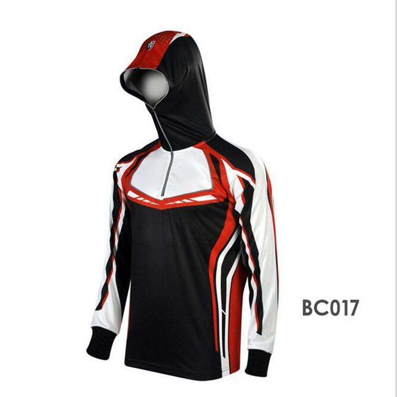 Style Men Clothes Fishing Anti Uv Anti Mosquit Breathable Quick-Drying Homme-Hoodies-Bargain Bait Box-BC017-S-Bargain Bait Box