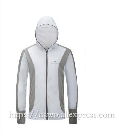 Style Men Sport Fishing Anti-Mosquito Quick-Drying Breathable Anti Uv Hooded-Hoodies-Bargain Bait Box-XL-Ice silk-Bargain Bait Box
