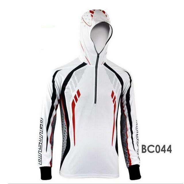 Style S Men Clothes Fishing Anti Uv Anti Mosquit Breathable Quick-Drying Homme-Hoodies-Bargain Bait Box-BC044-S-Bargain Bait Box