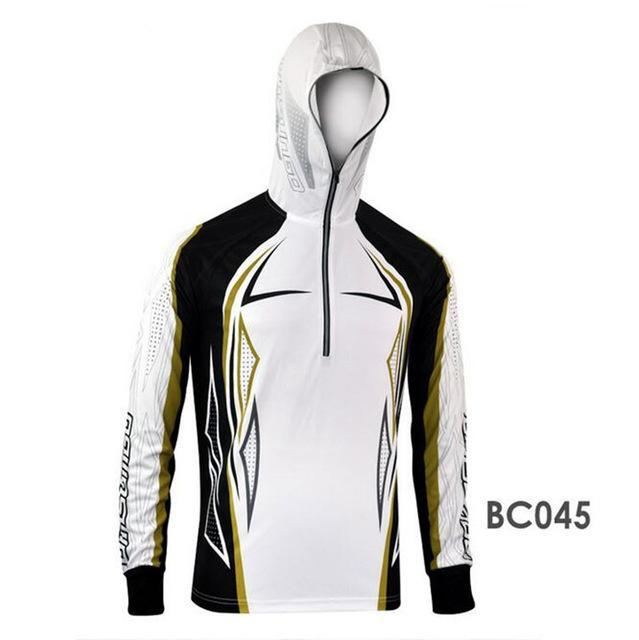 Style S Men Clothes Fishing Anti Uv Anti Mosquit Breathable Quick-Drying Homme-Hoodies-Bargain Bait Box-BC045-S-Bargain Bait Box