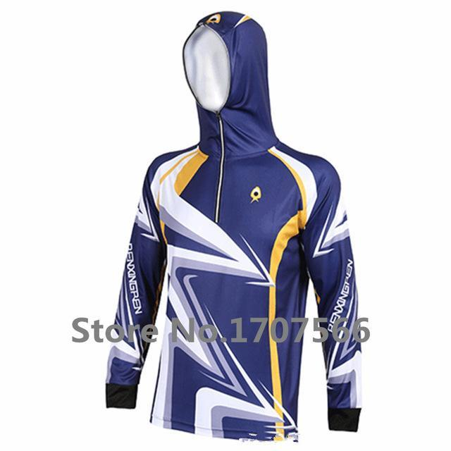 Style Sports Climbing Fishing Clothes Fast Drying Breathable Anti Uv Hooded-Hoodies-Bargain Bait Box-7139-S-Bargain Bait Box