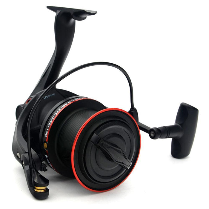 Superior Full Metal Spool 12+1Bb 10000 Series Surf Spinning Fishing Reels Big-Spinning Reels-RedMeet Fishing Store-Bargain Bait Box