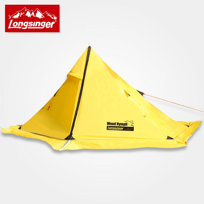 Swordbill Outdoor Ultra-Light Silicon Single Tent Double Layer Tent Camping-longsinger Official Store-Bargain Bait Box