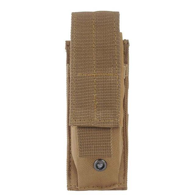 Tactical Bag Molle Military Pack Key Wallet Mini Tools Magazine Holster Pouch-Bags-Bargain Bait Box-khaki-Other-Bargain Bait Box