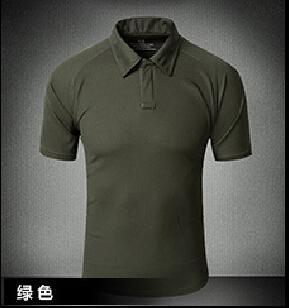 Tactical Military Breathable Shirt Short Sleeve Quick Dry Men Camo Camping-Shirts-Bargain Bait Box-08-S-Bargain Bait Box