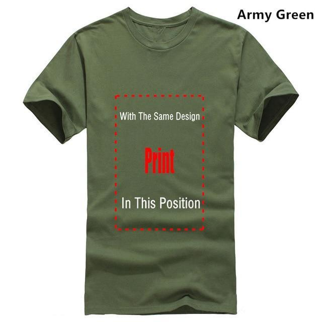 The Rodfather Mens Funny T Shirt Rod Father Fathers Day Dad Fish Reel Funny-T-Shirts-sillyboytshirts Store-man army green-S-Bargain Bait Box