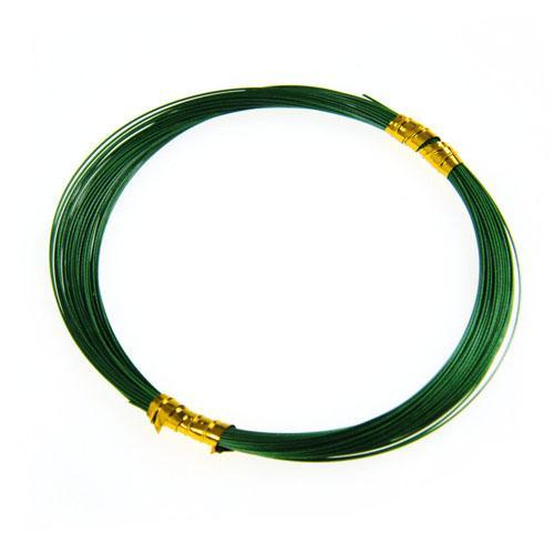 Thkfish Stainless Steel Fishing Wire Line 10M/11 Yard 60 Lbs Fishing Rigs Tackle-THKFISH Official Store-Green-Bargain Bait Box