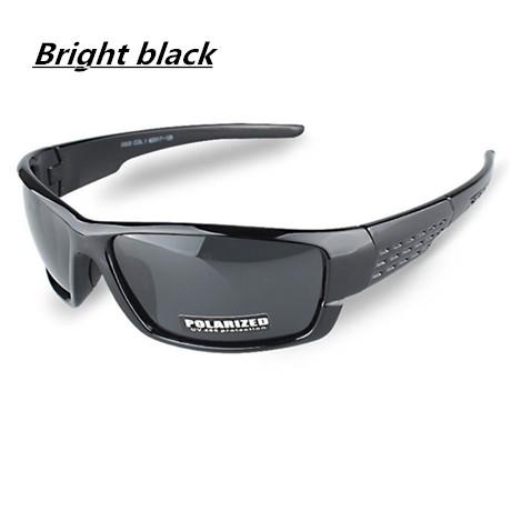 Top Driving Sunglasses Camo Frame Polarized Sun Glasses Men Women De Sol Uv400-Polarized Sunglasses-Bargain Bait Box-Bright black-Bargain Bait Box