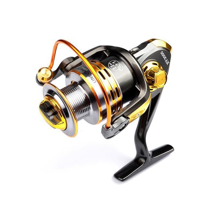Top Fishing Reels One Way 12Bb Ball Bearings Spinning Reel 5.1:1 Left Right Hand-Spinning Reels-One Loves One Store-2000 Series-Bargain Bait Box