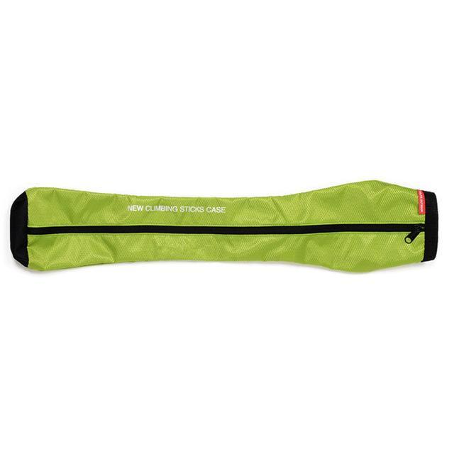 Top Oxford Nylon Portable Walking Sticks Travel Bag Walking Stick Bag Waterproof-Camtoa Outdoor Store-Yellow Green-Bargain Bait Box