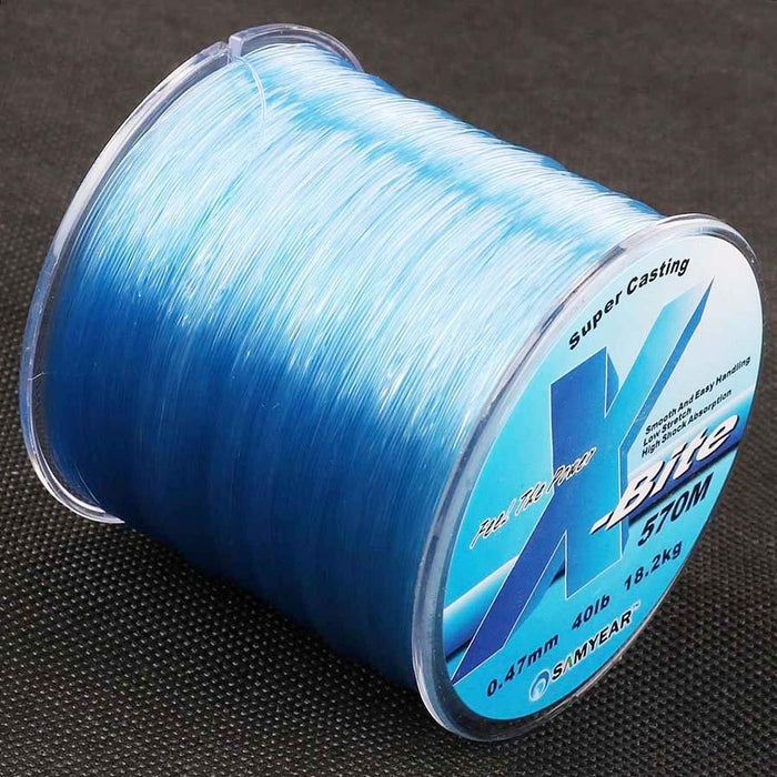 Top Quality Nylon Line Monofilament Fishing Line Material From Japan Jig Carp-AGEPOCH Fishing Tackle Co., Ltd.-1.2-Bargain Bait Box
