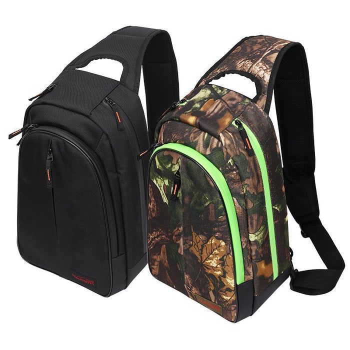 Trulinoya Fishing Bag 600D Oxford Multi-Functional Waterproof Shoulder-Backpacks-Bargain Bait Box-Camouflage-Bargain Bait Box