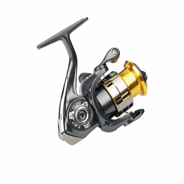 Tsurinoya 2000 Spining Fishing Reel 9+1Bb/5.2:1 Metal Spool Moulinet Peche-Spinning Reels-KeZhi Fishing Tackle Store-FS200-Bargain Bait Box
