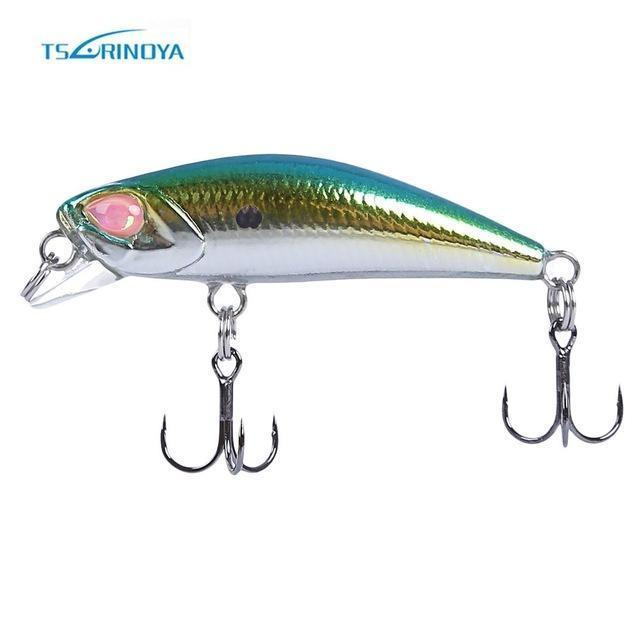 Tsurinoya Dw29 Outdoor 42Mm Fishing Lure Soft Baits Hard Fishing Lure Crank Bait-Outl1fe Adventure Store-Color B-Bargain Bait Box