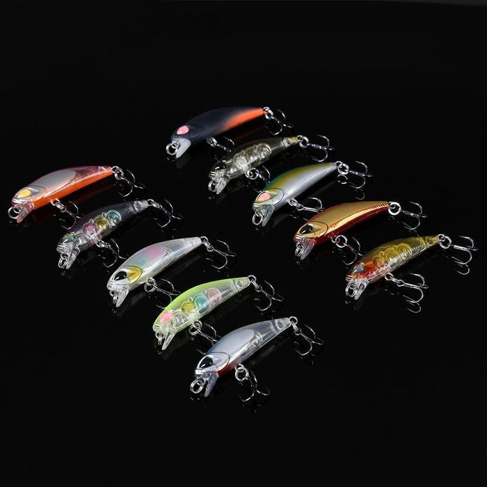 Tsurinoya Dw29 Outdoor 42Mm Fishing Lure Soft Baits Hard Fishing Lure Crank Bait-Outl1fe Adventure Store-Color C-Bargain Bait Box