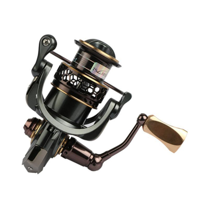 Tsurinoya Jaguar 2000/3000 Series Spinning Fishing Reel 9+1Bb Double Metal Spool-Spinning Reels-Bassking Fishing Tackle Co,Ltd Store-2000 Series-Bargain Bait Box