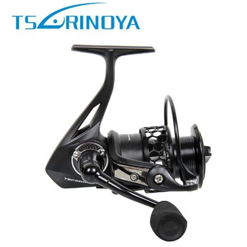 Tsurinoya Spinning Fishing Reel 5.2:1/12+1Bb Max Drag 8Kg Full Metal-Spinning Reels-KeZhi Fishing Tackle Store-Bargain Bait Box