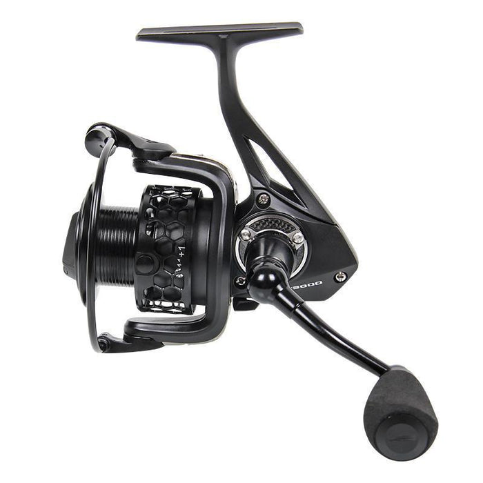 Tsurinoya Tsp3000 12Bb 5.2:1 Spinning Reel Lure Reels Full Metal Fishing Reel-Spinning Reels-We Like Fishing Tackle Co.,Ltd-Bargain Bait Box