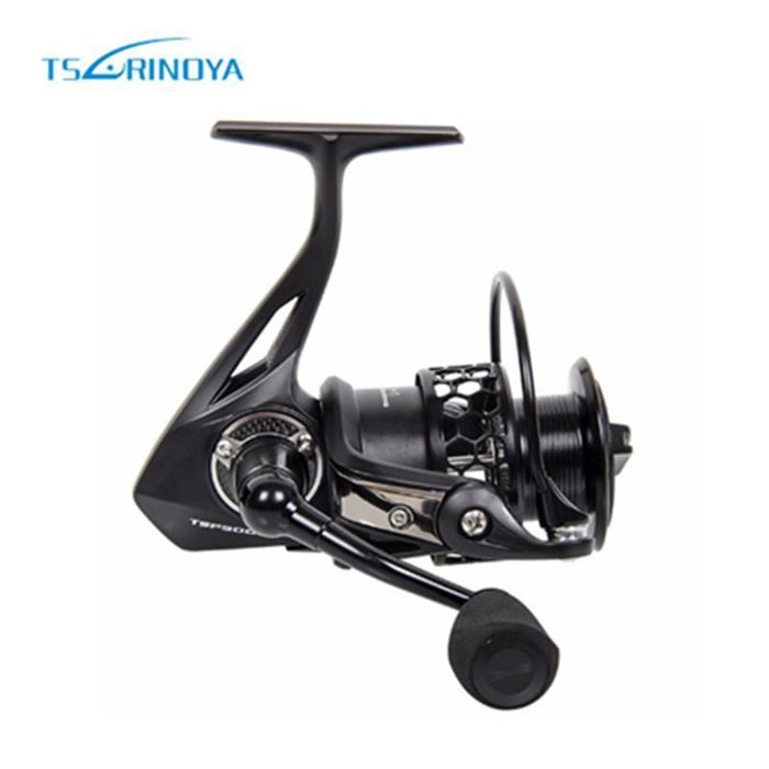 Tsurinoya Tsp3000 Spining Reels Saltwater 12Bb 5.2:1 Moulinet Mouche Peche-Spinning Reels-Bassking Fishing Tackle Co,Ltd Store-Bargain Bait Box