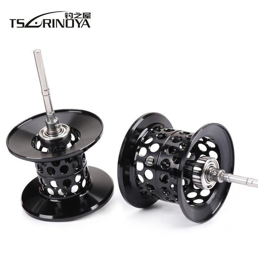 Tsurinoya Xf-50 Xf-150 Addition Deep Shallow Fishing Baitcasting Reel Spool-Fishing Reel Spools-Outl1fe Adventure Store-deep spool-Bargain Bait Box