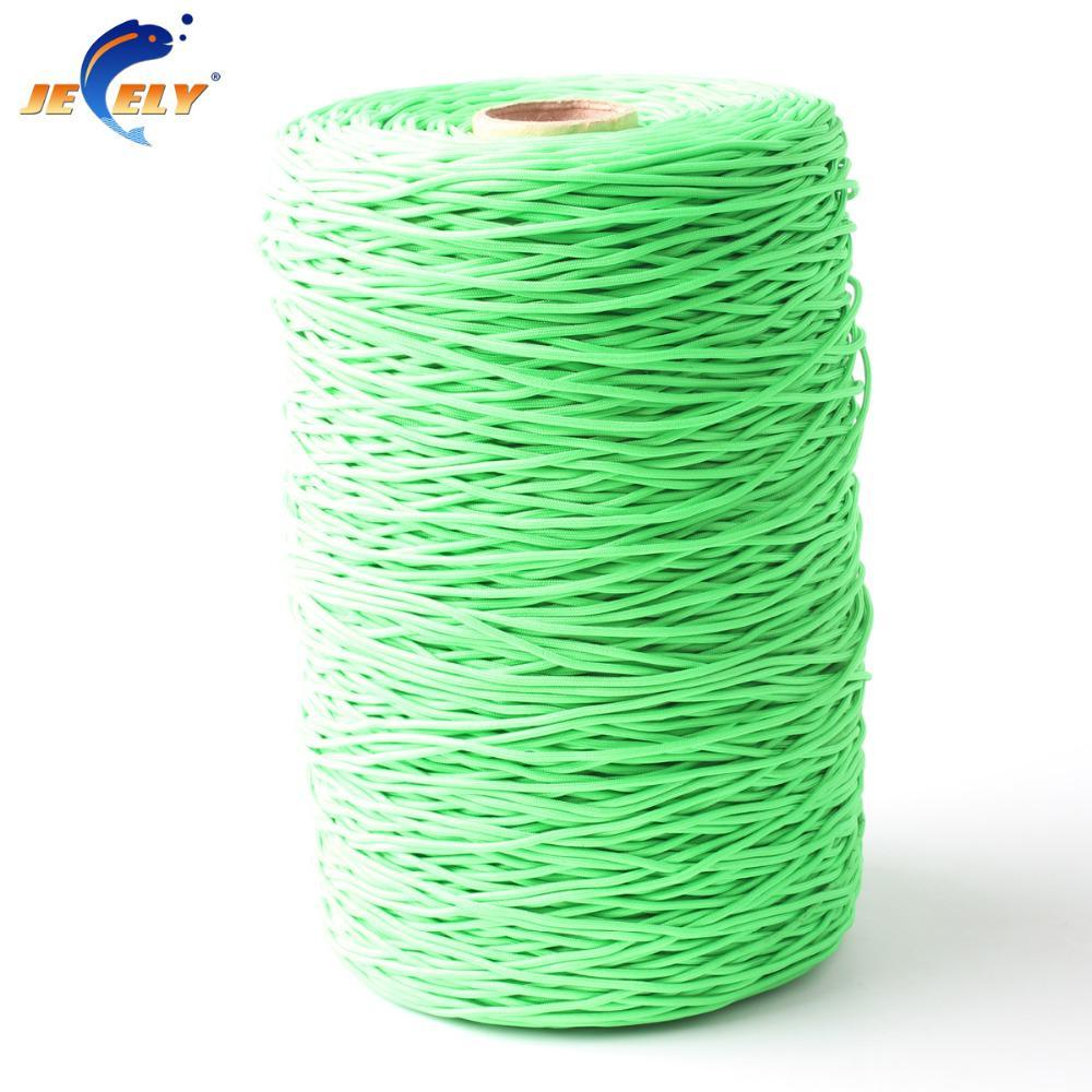 Uhmwpe Fiber 10M/Pcs 420Lb 2Mm 16 Strand Spearfishing Gun Wishbone Rope Round-jeely Official Store-Bargain Bait Box