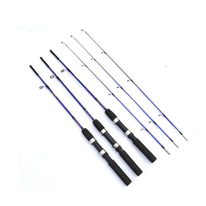 Ultra-Light 1.2M,1.5M Lure Rod Hard Fishing 2 Sections Lure Rod 105G,141G-Spinning Rods-Jesen Store-White-Bargain Bait Box