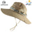 Upf 50+ Bucket Hat Summer Men Women Boonie Hat Outdoor Uv Protection Long Wide-Men's Bucket Hats-CAMOLAND Official Store-Army Green-Bargain Bait Box