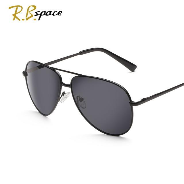 Upscale Sunglasses Men'S Polarized Sunglasses Women Driving Lentes De Sol-Polarized Sunglasses-Bargain Bait Box-Black and gray-Bargain Bait Box