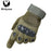 Us Military Tactical Gloves Sports Full Finger Combat Motocycle Slip-Resistant-Gloves-Bargain Bait Box-full green-L-Bargain Bait Box