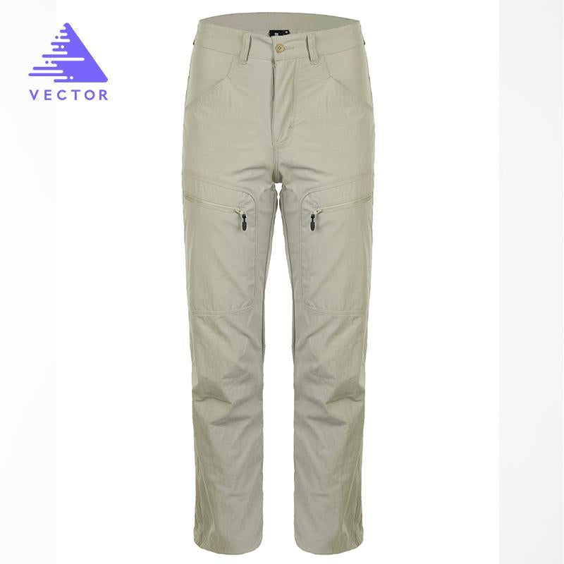 Vector Quick Dry Pants Men Camping Trousers Sport Running Climbing Trekking-Pants-Bargain Bait Box-blue-XL-Bargain Bait Box