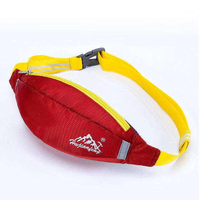 Waist Pack For Men Women Hip Money Belt Bum Bag Fanny Pack Ling Mobile Phone Bag-Bags-Bargain Bait Box-WB007-Bargain Bait Box