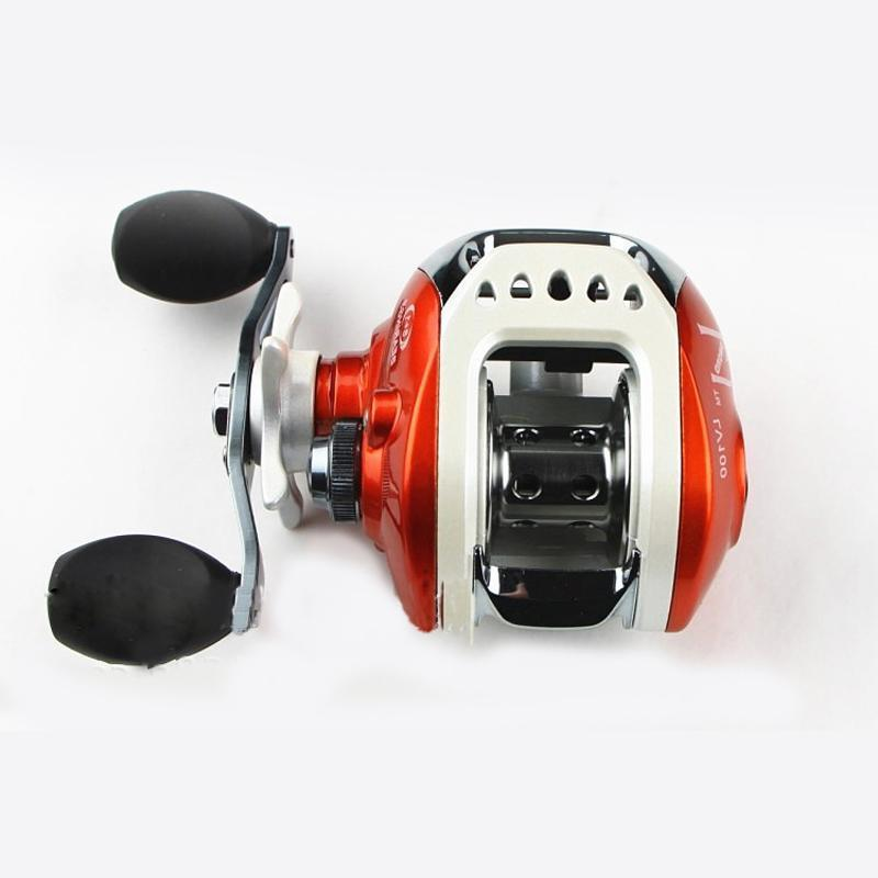 Water Round The Left/Right Aaron Fishing Vessels Fishing Line Round Road-Baitcasting Reels-Sequoia Outdoor Co., Ltd-Left-Bargain Bait Box