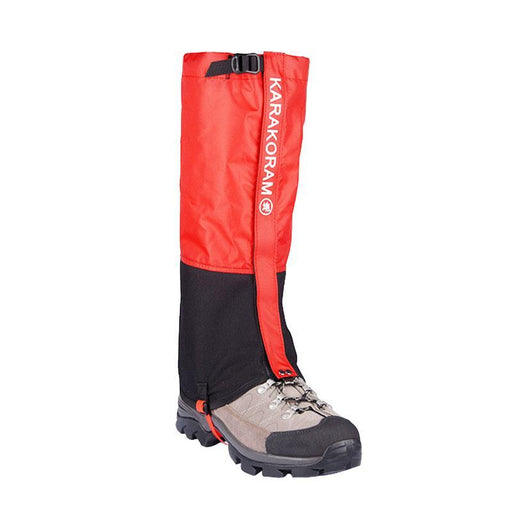 Waterproof Skiing Boots Gaiters Men Women Kids Shoe Cover Hiking Trekking-Gaiters-Bargain Bait Box-Kids red-One Size-Bargain Bait Box