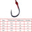 Wdairen 4Pcs/Lot Fishing Hooks Explosion Hook Capture Off Carbon Steel Sharp-WDAIREN fishing gear Store-10-Bargain Bait Box