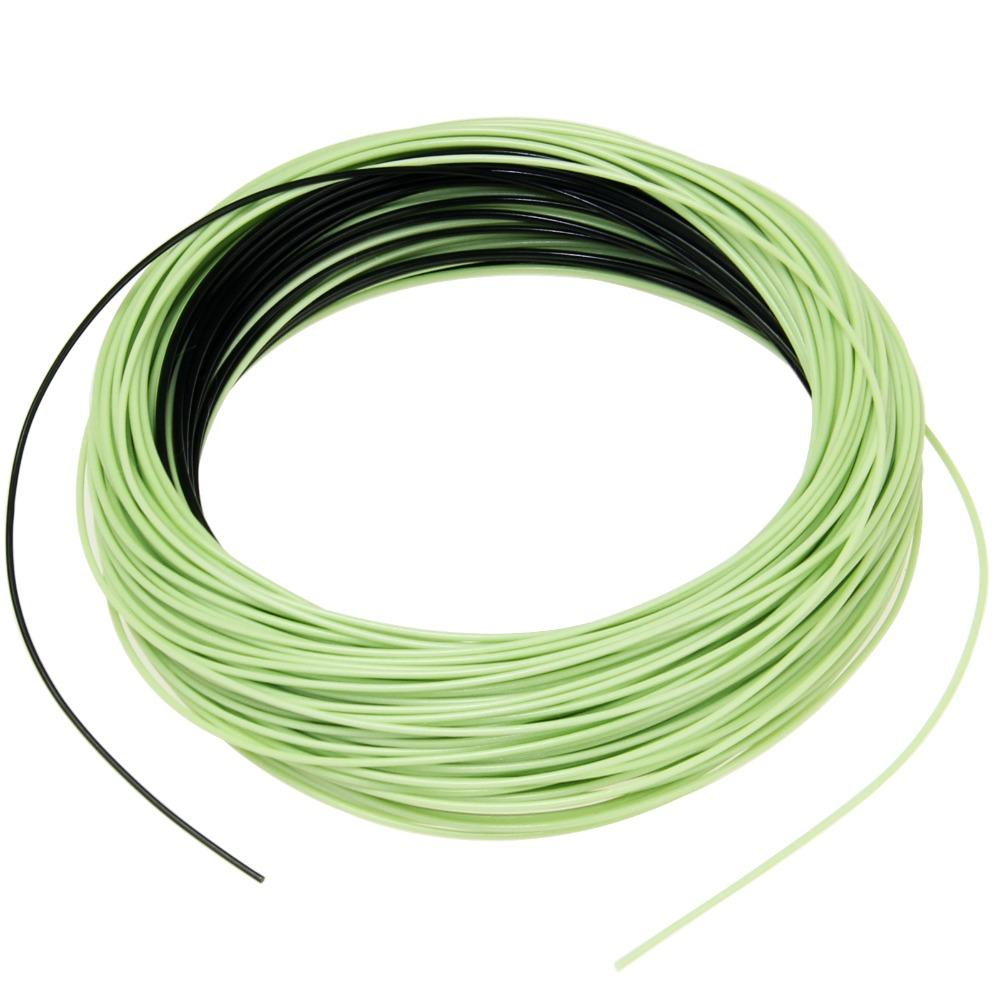 Wf5/6/7/8/9 F/S Fly Line 100Ft Moss Green Floating Fly Fishing Line & Sink Tip-Fly Fishing Lines & Backing-Bargain Bait Box-5.0-Bargain Bait Box