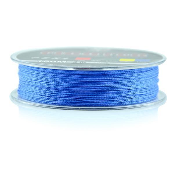 Wholesale Monofilament Braided Fishing Line 100M Floating Multicolor 8-60Lb High-Sequoia Outdoor (China) Co., Ltd-Blue-0.4-Bargain Bait Box