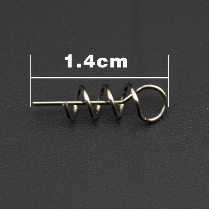 Wifreo 50Pcs Wifreo Soft Lure Loader / Locker Connector Fishing Worm Hook-Wifreo store-Bargain Bait Box
