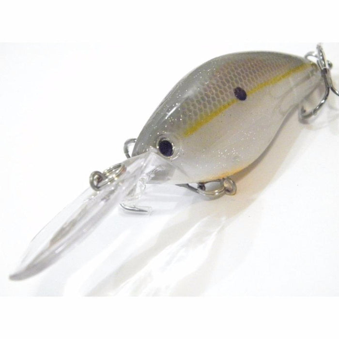 Wlure 11Cm 18.5G With Reflection Foil Transparent Paint Deep Diver 4-5 Meters-wLure Official Store-C739X1-Bargain Bait Box