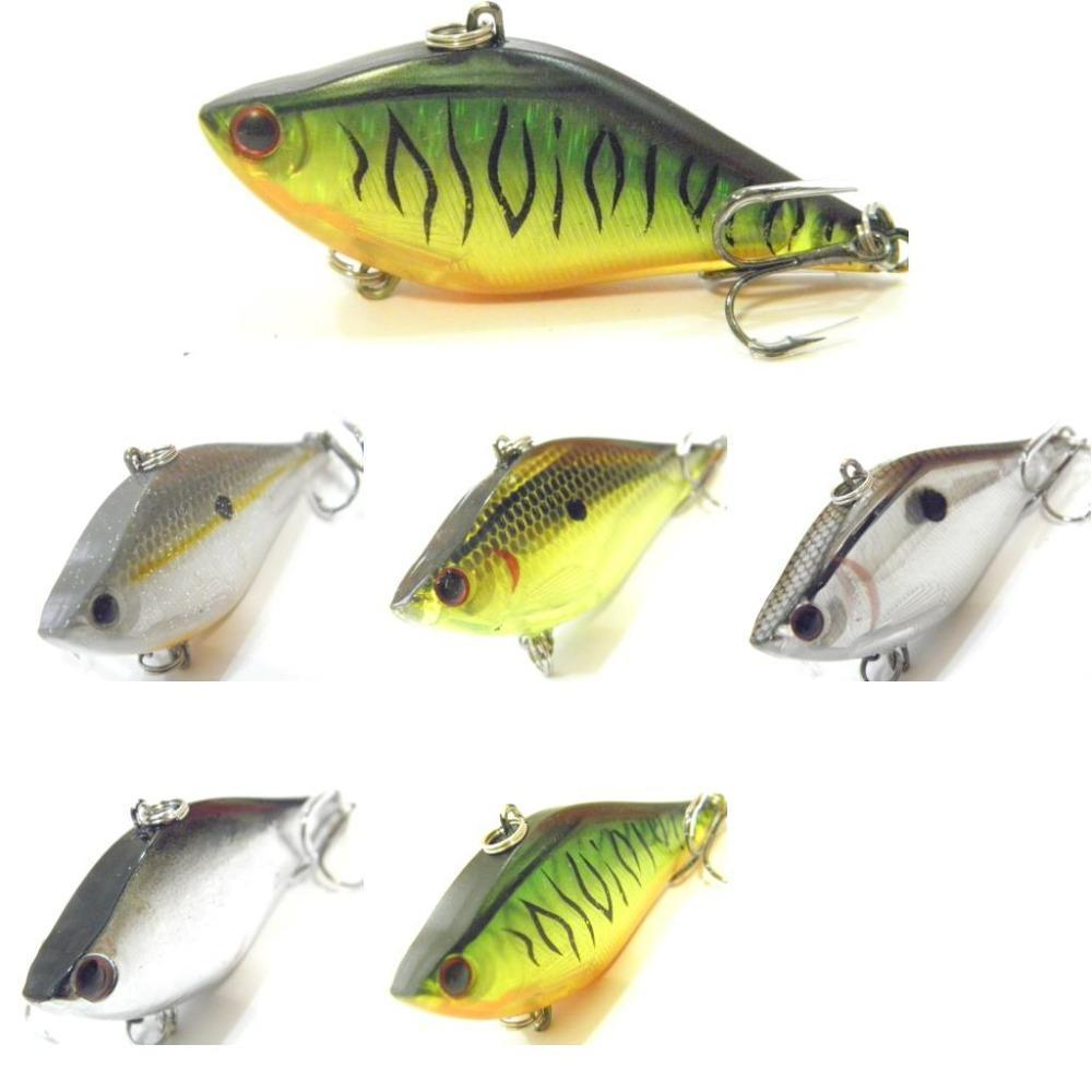 Wlure 13G 6Cm Inside Foil Reflection Transparent Painting Vivid In Water Tight-wLure Official Store-L697X1-Bargain Bait Box