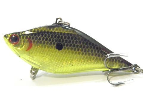 Wlure 13G 6Cm Inside Foil Reflection Transparent Painting Vivid In Water Tight-wLure Official Store-L697X2-Bargain Bait Box