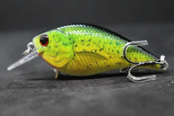 Wlure 7Cm 10G Small Square Bill 1.5 Model Wide Wobble Slow Floating Reallife-wLure Official Store-HC15X439-Bargain Bait Box