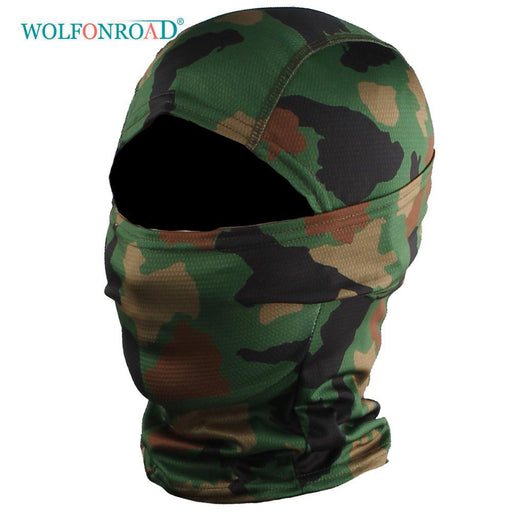 Wolfonroad Multi Color Tactical Camouflage Balaclava Full Face Mask Hunting Army-Home-WOLFONROAD Official Store-camo 2-Bargain Bait Box