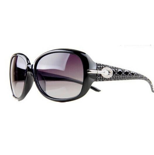 Women Sunglasses Driving Diamond Luxury Brand Designer Sun Eye Glass-SunSliver Glasses Store Store-Black-Bargain Bait Box