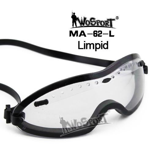 Wosport Tactical Smith Optics Boogie Regulator Goggle Tactical Goggle American-BestGoBuy Store-MA62 Limpid-Bargain Bait Box