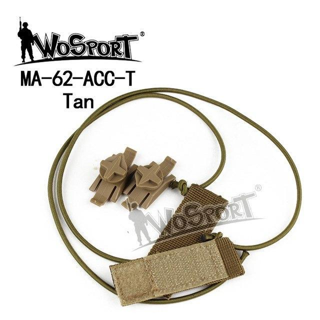 Wosport Tactical Smith Optics Boogie Regulator Goggle Tactical Goggle American-BestGoBuy Store-MA62ACC Tan-Bargain Bait Box
