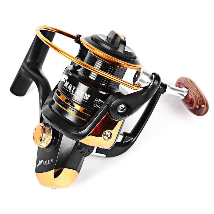Ya2000-5000 13Bb Metal Oxide Spinning Fishing Reel Wire Winder Left Right Hand-Spinning Reels-Outl1fe Adventure Store-2000 Series-Bargain Bait Box