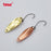 Yapada Spoon 009 Fly Leaf 2G/3G/5G Multicolor Single Hook 24-28-35Mm-yapada Official Store-2g Multicolor 6piece-Bargain Bait Box